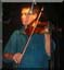 Lachlan O'Donnell winning the 2004  NoHoldsBarred Fiddle Contest